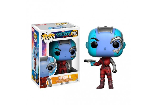 FUNKO POP! Guardians of the galaxy Vol.2 Nebula