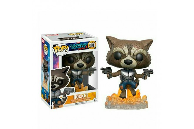 FUNKO POP! Guardians of the galaxy Vol.2 Rocket