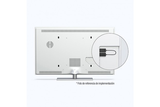 Adaptador MICROSOFT Inalámbrico TV/Portátil
