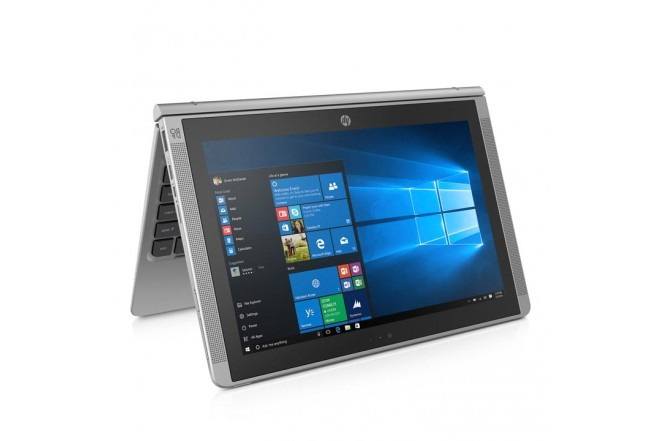 "Convertible 2 en 1 HP B002 11.6"" Core™ m3 Gris"