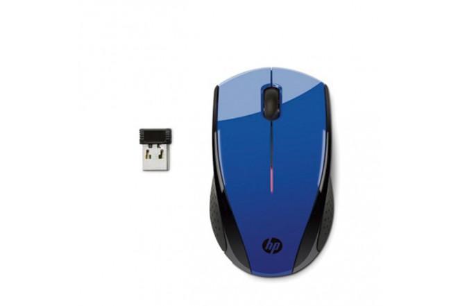 Mouse X3000 HP Inalambrico Laser Azul