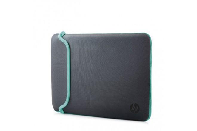 "Funda HP Chroma 15 6"" - Gris / Verde"