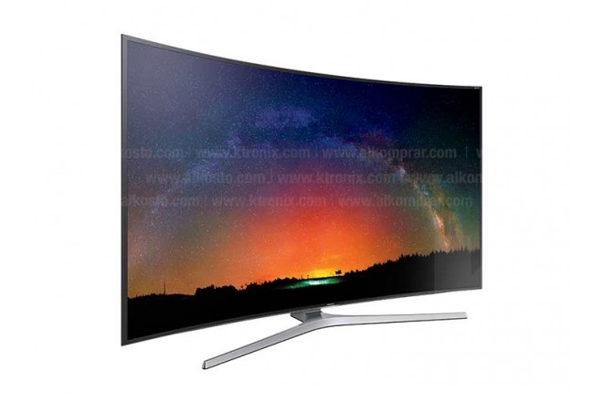"Tv 55""138cm SAMSUNG 55JS9000S Ultra HD Internet"