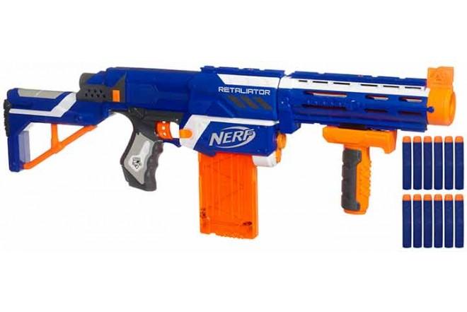 Nerf Retaliator Elite