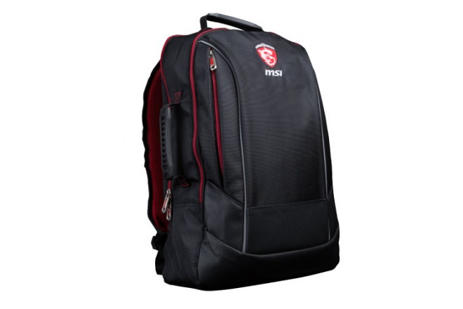 "Morral MSI Backpack 15-17"" Gamers"