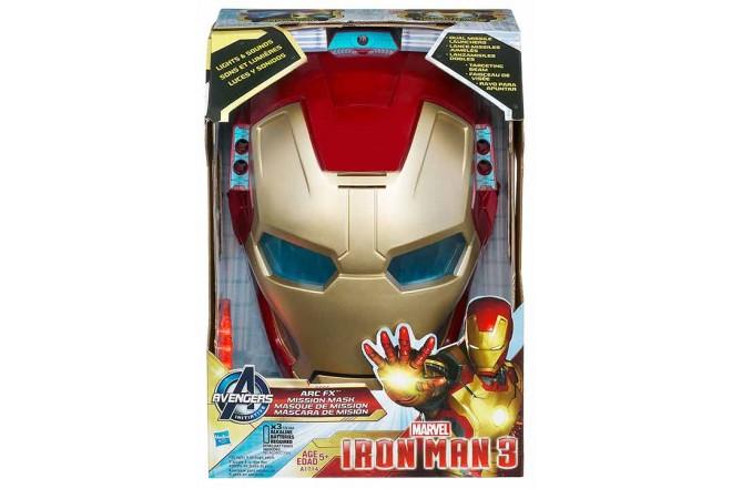 Mascara Electronica Iron Man 3