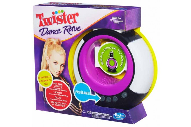 Twister Rave Dance