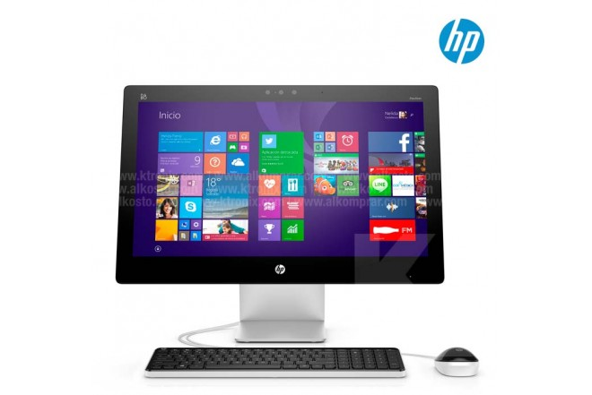 PC All in One HP 22-A015 N