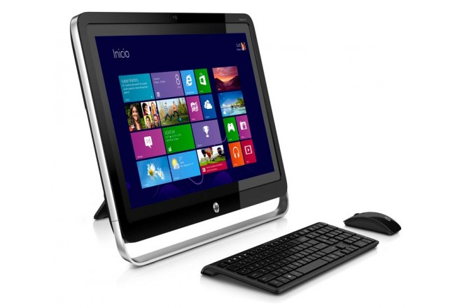 PC All in One HP 23-h001la