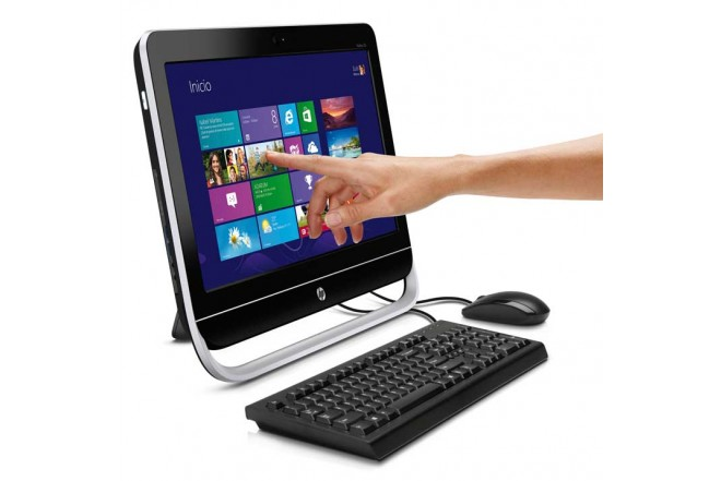 All in One HP Touch 20-f395la