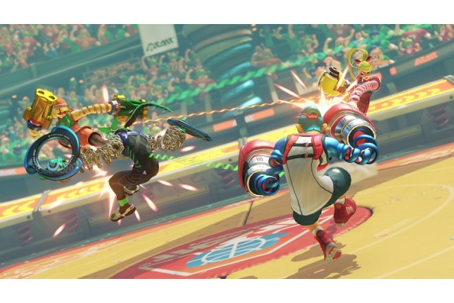 Videojuego SWITCH ARMS-1
