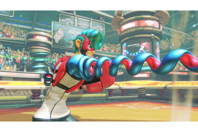 Videojuego SWITCH ARMS-2