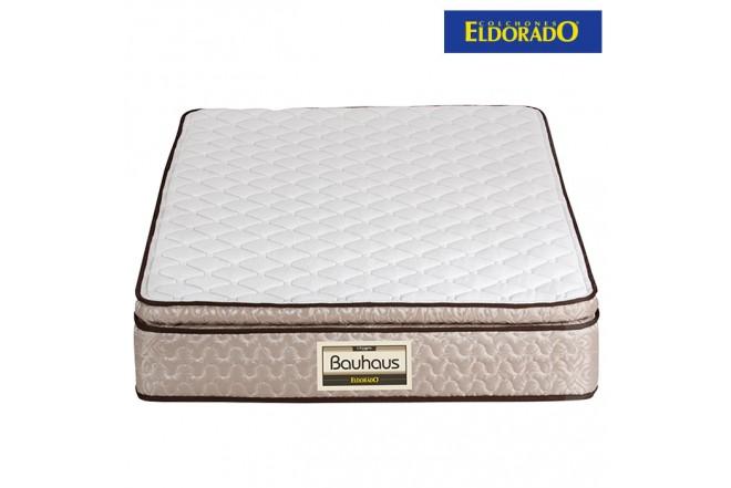Colchón ELDORADO King Euma Bauhaus 200x200 cms Espumado