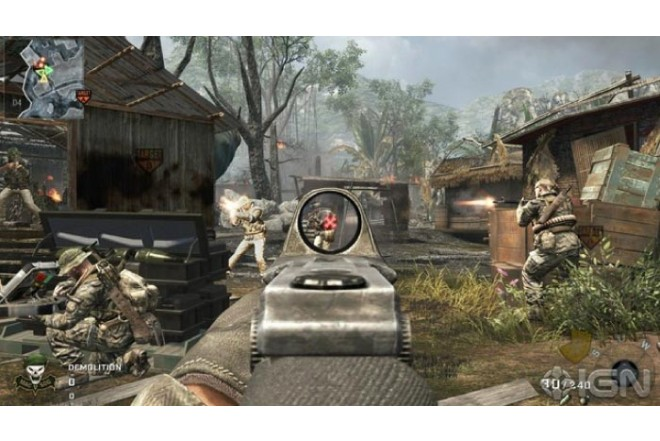 Videojuego XBOX360 Call of Duty Black Ops 1&2