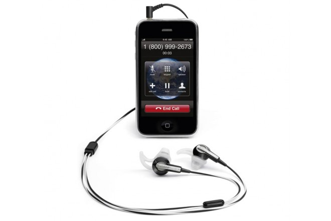 Audifono BOSE iPhone In EAR2 i