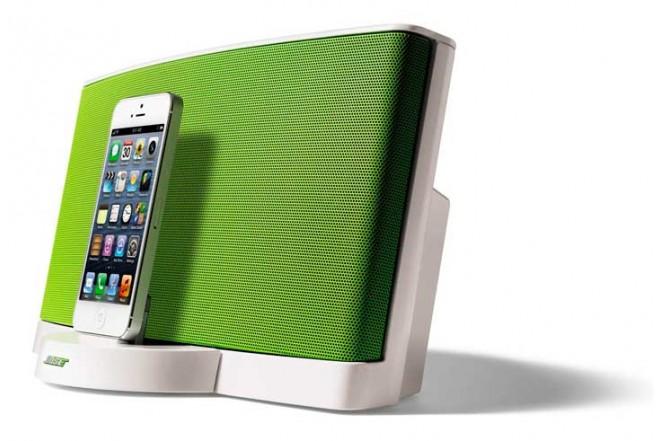 SoundDock BOSE Serie III Green