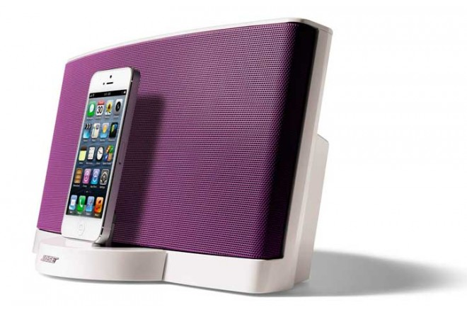 SoundDock BOSE Serie III Purple