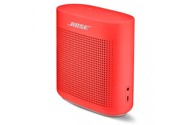 Parlante Bose Soundlink Color II Rojo