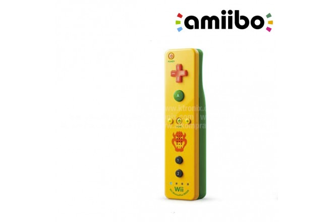 Control WII Remote Plus Bowser