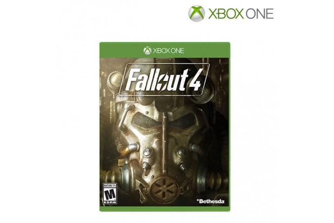 Videojuego XBOX ONE Fallout 4
