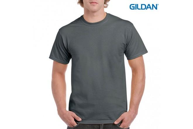 Camiseta Adulto GILDAN Carbón 42
