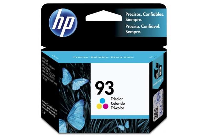Tinta HP 93 C9361Wl Tricolor