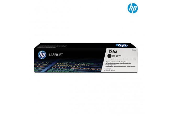 Toner HP 126A Negro LJ CE310A