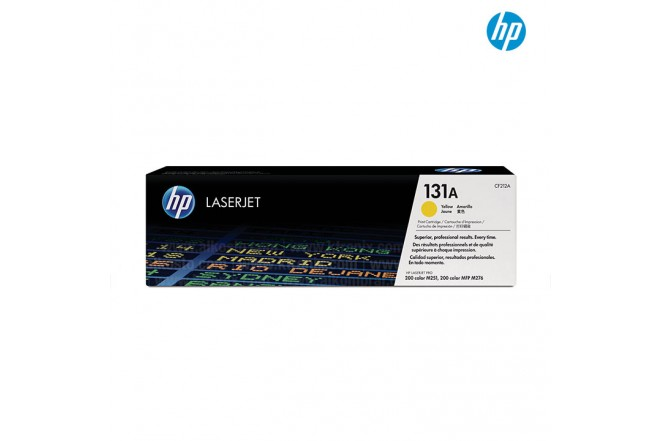 Toner HP 131A Yellow CF212A