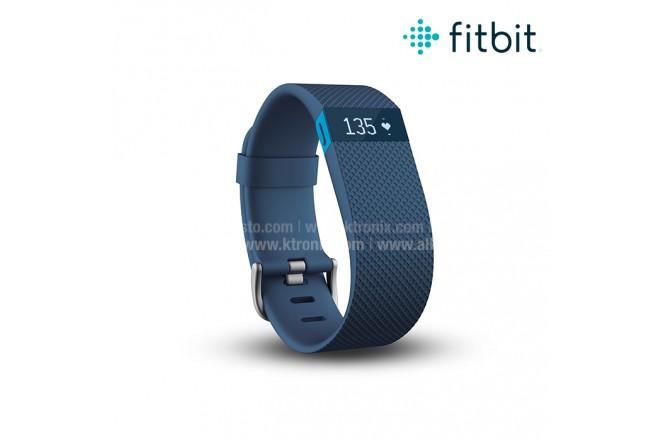 Charge HR Fitbit Reloj Azul L