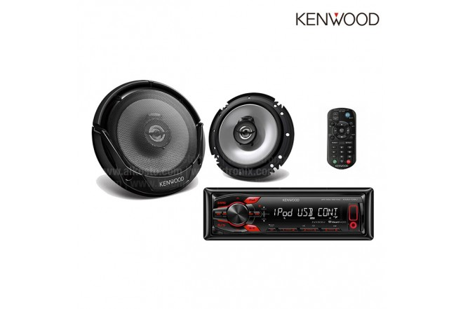 Kombo Car Audio Kenwood PKGKMM - 108
