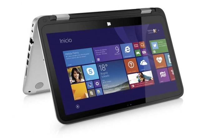 Convertible 2 en 1 HP 13 - A010LA X360 Touch