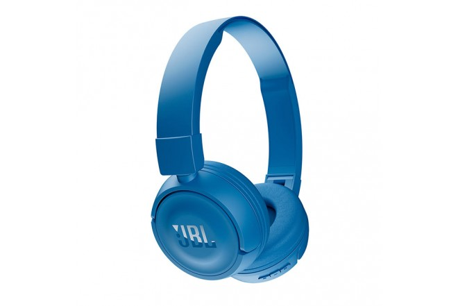 Audífonos JBL Inalámbrico OnEar BT T450 Azul