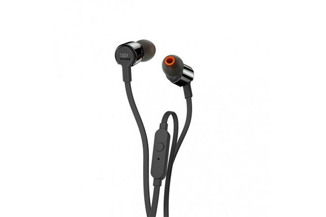 Audífonos Alambricos JBL InEar ML T210 Negro