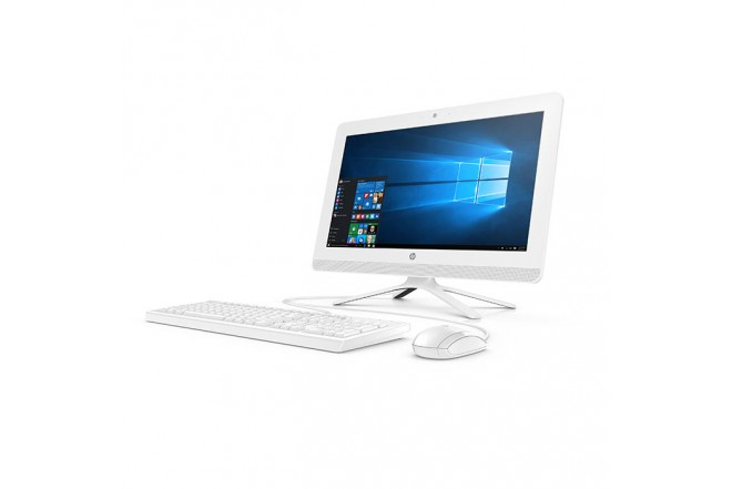 """PC All In One HP 20 C207 Ci3 19.5"""" Blanco"""