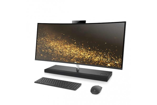 """PC All In One HP 34-B004 Ci5 34"""" Negro"""