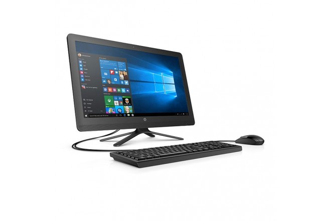 "PC All In One HP 24-G205 A8 23.8"" Negro"