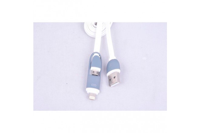 Cable ESENSES USB / Micro + Adaptador Lightning