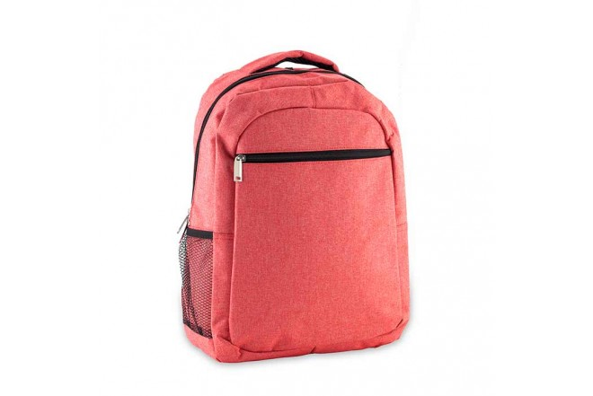 "Morral TECHBAG Basic15"" Rojo"