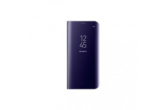 Clear View SAMSUNG S8 Plus Violeta