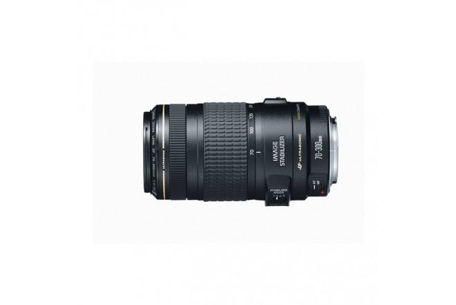 Lente CANON EF 70-300mm f/4.5-5.6 II IS USM