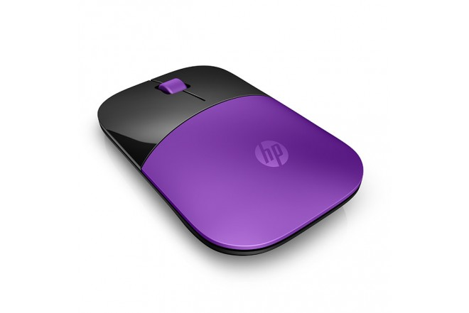 Mouse HP Inalámbrico Z3700 Morado