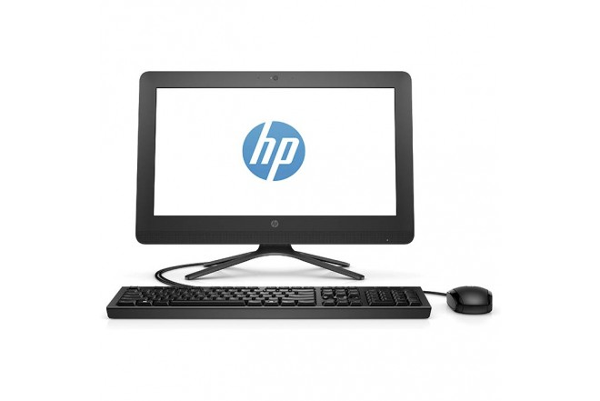 "PC All In One HP 20-C217 Celeron 19.5"" Negro"