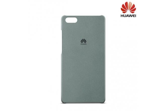 Cover Plastico HUAWEI P8Lite Gris