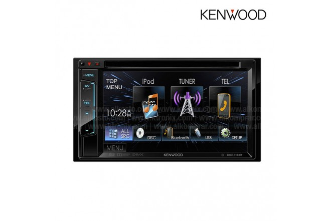 Radio Auto KENWOOD DD-X415BT
