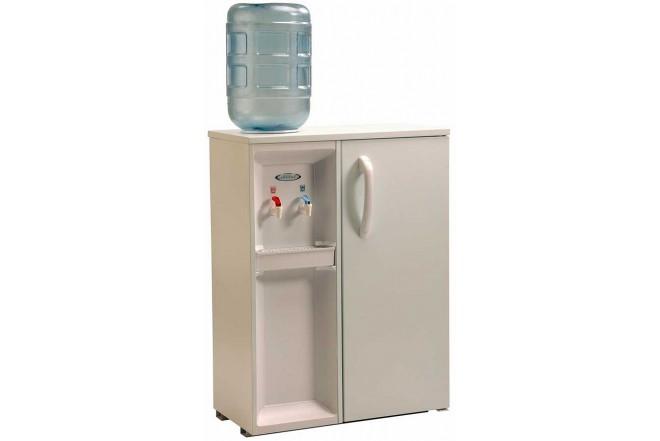 Dispensador de agua abba 80 litros da 070 blanco alkosto for Dispensador agua fria media markt