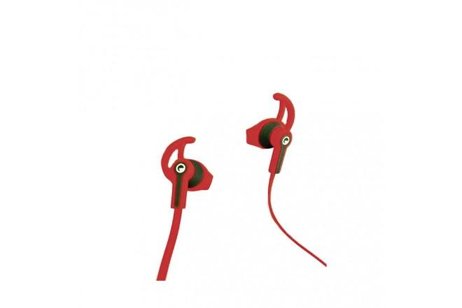 Audífonos ESENSES InEar Bluetooth Rojo