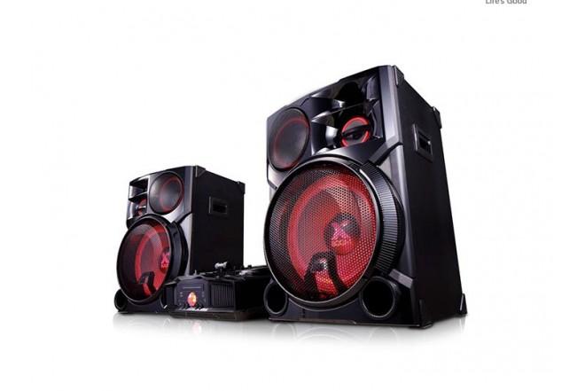 Equipo Mini LG CM9960 4800 W