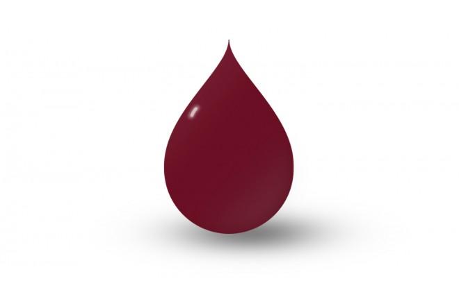 Esmalte Magenta Rojo Vibrante Tono 45 10ml