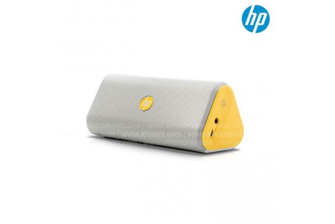 Parlante HP Roar Bluetooth Amarillo
