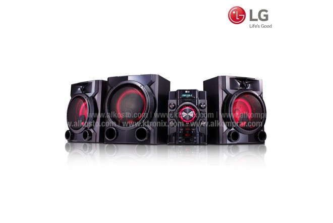 Equipo Mini LG CM5760 1100 W